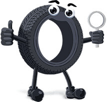 TyreComp.co.uk mascott
